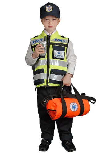 Big Boys' Child EMT Vest - M]()