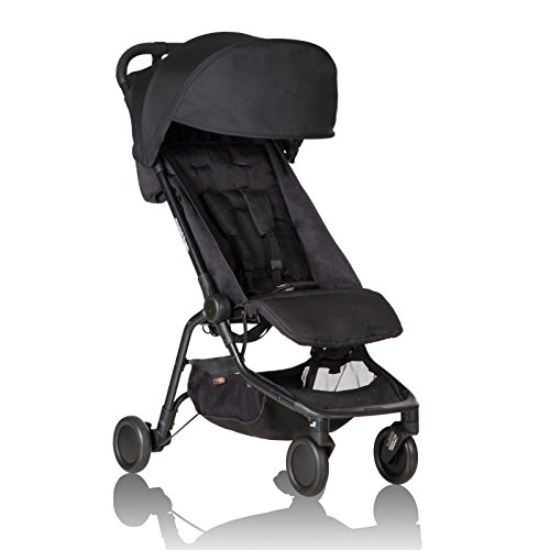 Mountain Buggy 2016 Nano Stroller - - Buggy Lightweight