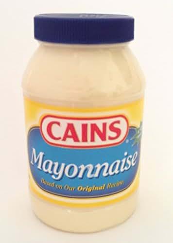 Mayonnaise: Cains