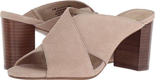 Sandals Aerosoles Suede (Aerosoles Women's High Alert Bone Suede 7 B US)