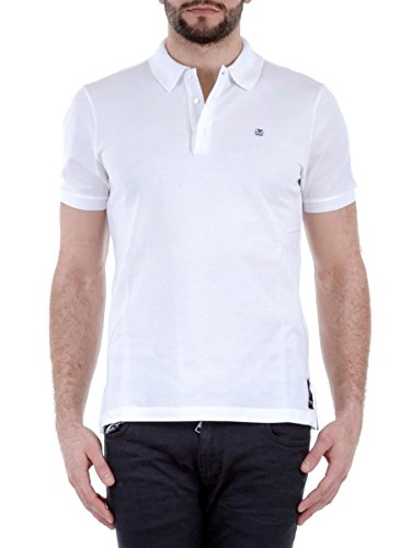 FENDI - Men's Polo BUG (FY0707 1LW) - white, XX-Large (IT/FR : - Fendi Mens For