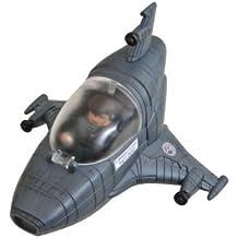 "Battlestar Galactica Series 1 Mini Vehicles Mark VII Viper with Exclusive Brendan ""Hot Dog"" Costanza"