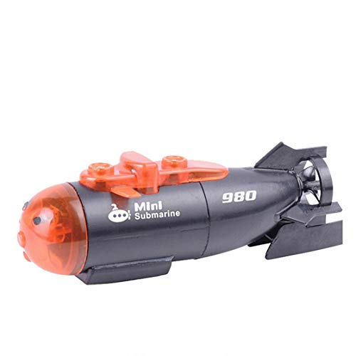 Price comparison product image Funny RC Mini Submarine Remote Control Under Water Ship RC Boat Model Kids Toy Gift For Children