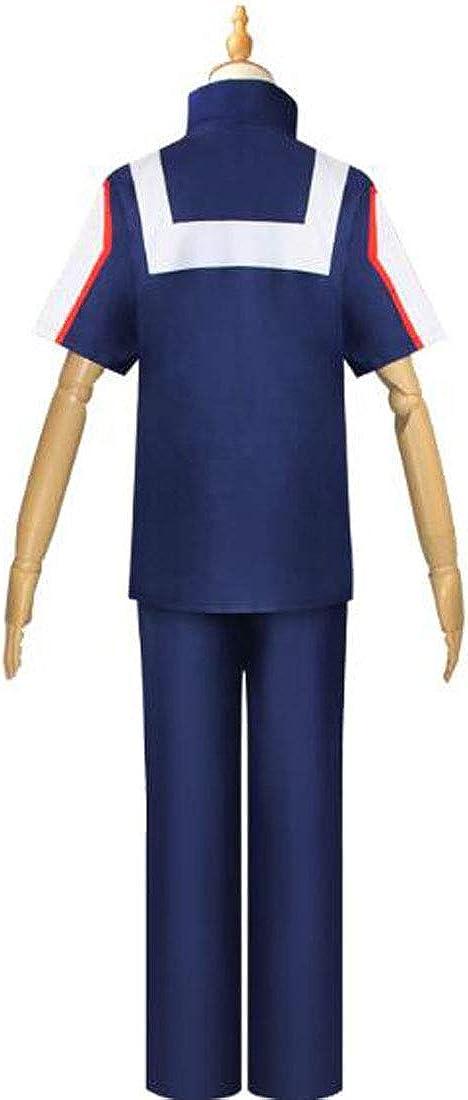 Ayazan My Hero Academia Boku No Hero Academia Izuku Midoriya Uniform Sportswear Cosplay Costume