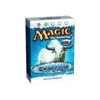 Amazon Com Magic The Gathering Mtg Coldsnap Beyond The