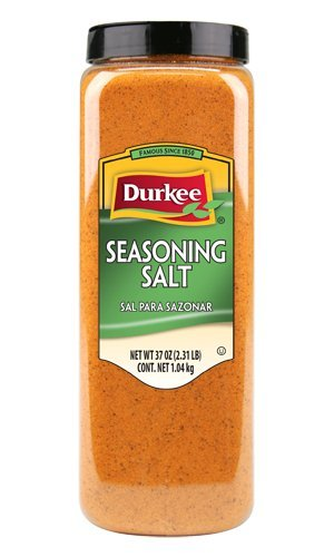 Durkee Season Salt, 37 oz