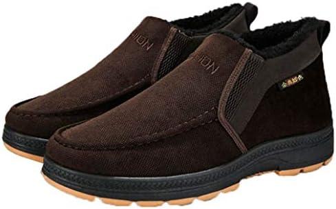 コンフォートシューズ メンズ 靴 ビジネスシューズ 紳士靴 革靴 本革 牛革 ソフト コンフォート ウォーキングシューズ 滑り止め 冬用 歩きやすい スリッポン シューズ スノーブーツ 裏起毛 暖かく 防寒