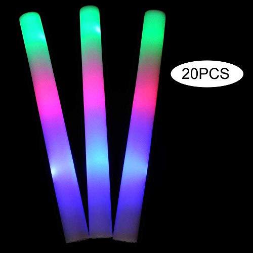 lifbeier Glow Sticks Set