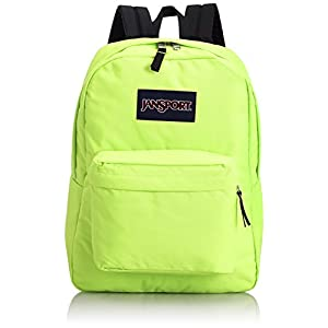 JanSport Superbreak Backpack - Yellow
