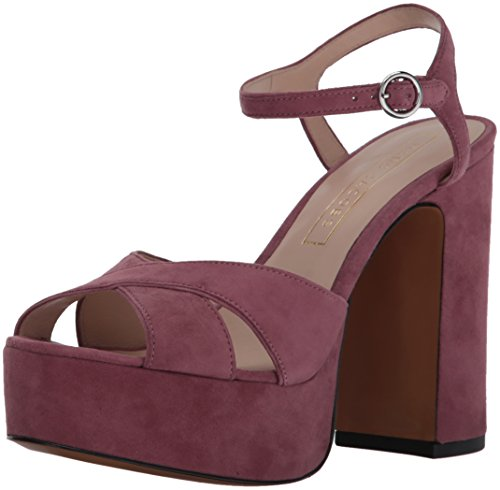 Marc Jacobs Women's Lust Platform Heeled Sandal Dusty Pink free shipping marketable sale footaction sale 2014 newest discount outlet buy cheap best prices ido8jDNNC