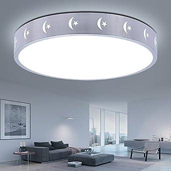 Uberlegen LED Deckenleuchte, Runde Schlafzimmer Lampe, Einfache Moderne Wohnzimmer  Lampe, Esszimmer Gang, Tischlampe