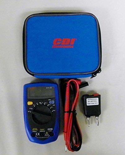Electrical Tool - CDI Multimeter W/ DVA Adapter WSM 996-155 Marine Engine parts ()