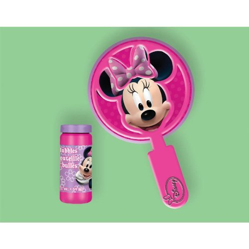 Minnie Mouse Bubble Wand
