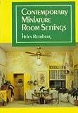 Contemporary Miniature Room Settings, Helen Ruthberg, 0801969166