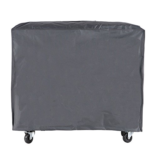 Patio Watcher Patio Ice Chest Cover Heavy Duty Waterproof Cooler Cart Cover (Steel Covers Patio)