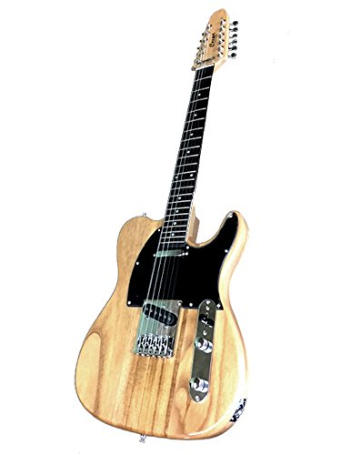 Classic 12 String Electric Guitar - 1
