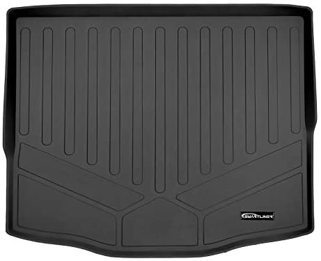 SMARTLINER Custom Cargo Liner Floor Mat Behind second Row for 2020-2021 Ford Escape