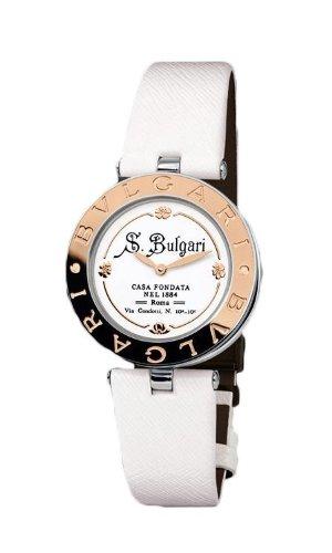 Bulgari Bulgari, b-zero 1, reloj de la mujer bz30wsgl-125: Amazon.es: Relojes