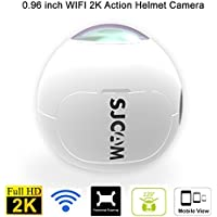 Original SJCAM SJ360 0.96 inch WIFI 2K Action Helmet Camera 220 Degree Wide Angle Novatek 96660 12MP Cycle Sport Camcorder