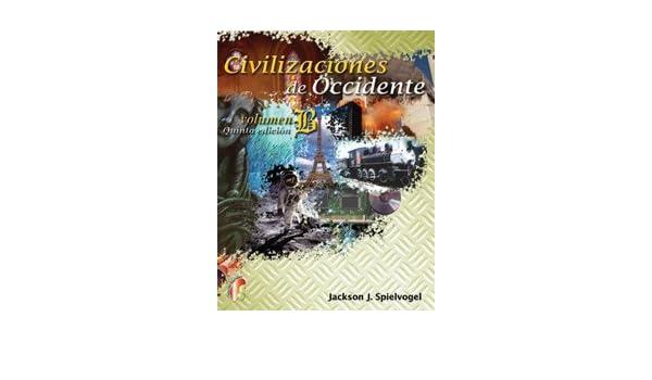 CIVILIZACIONES DE OCCIDENTE VICENTE REYNAL PDF en PUERTO RICO