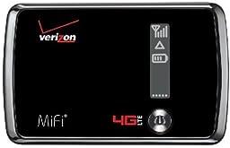 MiFi 4510L Desbloqueado / Sin contrato 4G LTE Mobile Hotspot Jetpack - Verizon versión de los EEUU sin garantía (Negro)