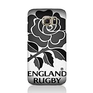 Galaxy S6 Edge Plus Case Cool Personality RWC England Rugby Logo Cell Phone Case Cover for Samsung Galaxy S6 Edge Plus England Rugby Rose Outstanding