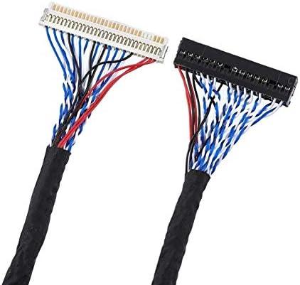 ZT-TTHG FIX-30P-DO8 17 19 22 23.6インチスクリーンケーブルLVDS LCDドライバボードスポットSteuermodulために一般的に30ピン2CH 8ビット