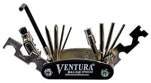 Ventura Mini FoldingT 18 - Manojo de herramientas para bicicleta