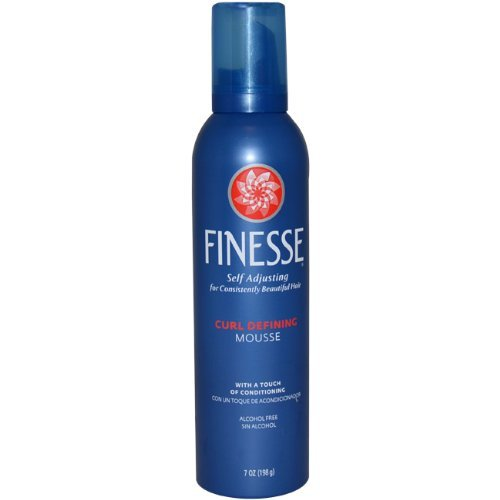 Finesse Curl Defining Mousse 7 OZ - Buy Packs and Save (Pack of 6) by Finesse
