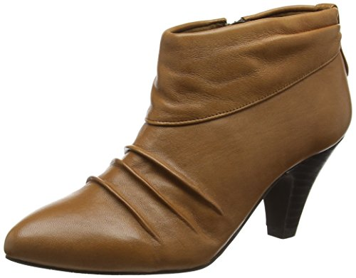 Lotus Damen Hickory Kurzschaft Stiefel Brown (Tan Leather)