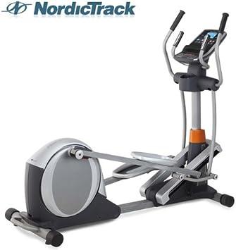 Nordic Track E11.0 - Bicicleta elíptica con iFit Live (Plegable ...