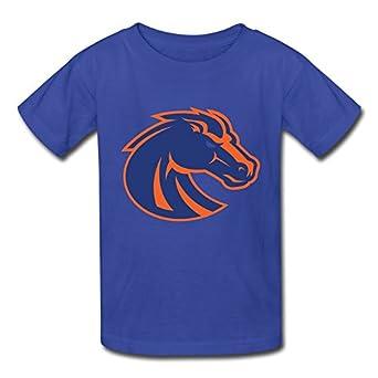 Cool boise state broncos kids boys girls t for Boise t shirt printing