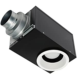 Panasonic Ventilation Fan with Recessed LED