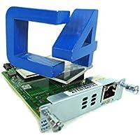 Cisco VWIC3-1MFT-T1/E1= Third-Generation 1-Port T1/E1 Multiflex Trunk Voice/WAN Interface Card - Expansion module - EHWIC - T-1/E-1 - for Cisco 1921, 1921 4-pair, 1921 ADSL2+, 1921 T1, 1941, 2901, 2911, 2921, 2951, 3925, 3945