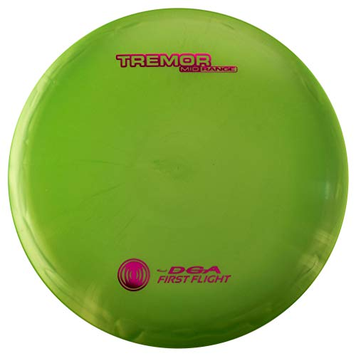 Pro Line Mid Range Disc - DGA ProLine Tremor Mid-Range Golf Disc [Colors May Vary] - 170-172g