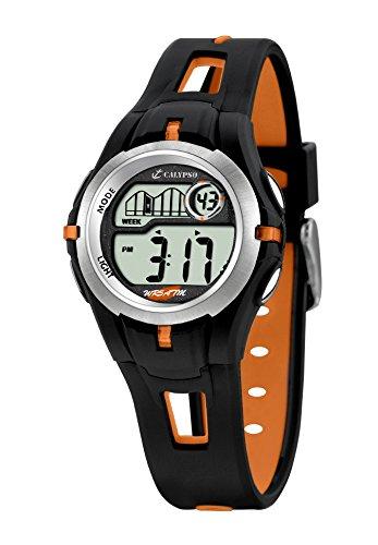Calypso 5506/2 - Reloj para niños de cuarzo, correa de goma color (