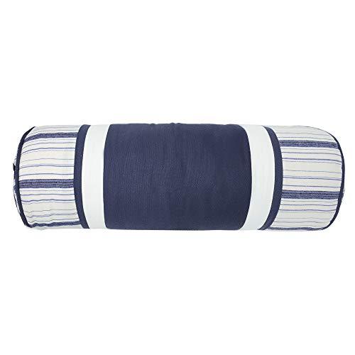 Croscill Leland Decorative Pillow Navy Croscill Blue Decorative Pillow