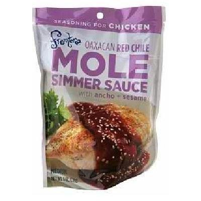 Frontera Classic Red Mole Skillet Sauce, 8 oz