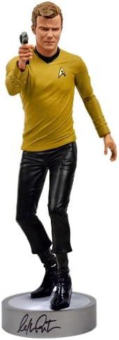 William Shatner Autographed Star Trek Captain Kirk 1:4 Scale Statue