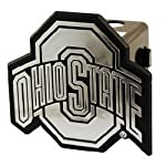 NCAA Ohio State Buckeyes Car Trailer Hitch Cover