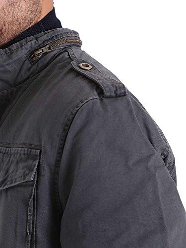 Gaudi S Giacca 721bu35025 Jeans Grigio Uomo rXqrHC