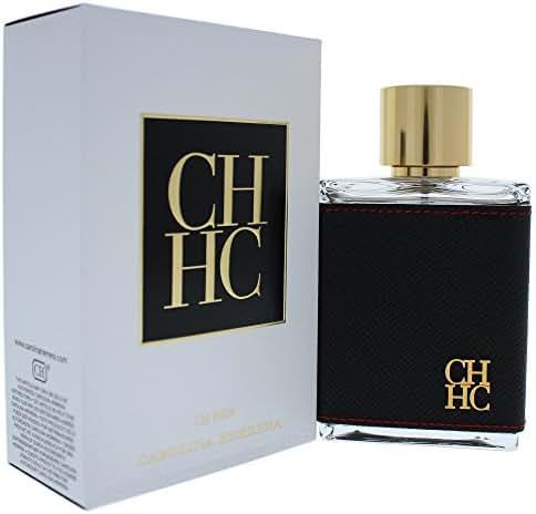 CH by Carolina Herrera for Men - 3.4 oz EDT Spray ,(Packaging may vary)