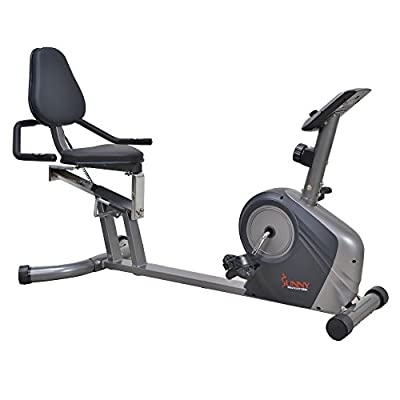 Sunny Health & Fitness SF-RB4602 Recumbent Bike
