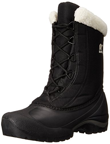 Sorel Women's Cumberland NL1436 Boot, Black, 8 M