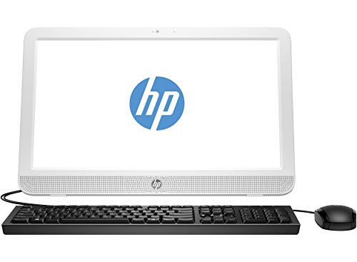 "HP W2U63AA 2017 Flagship Model 24"" FHD (1920x1080) Premium High Performance All-In-One WLED-Backlit Desktop, Intel Dual Core i3-6100T (3.2 GHz), 8GB RAM, 1TB HDD, Windows 10"
