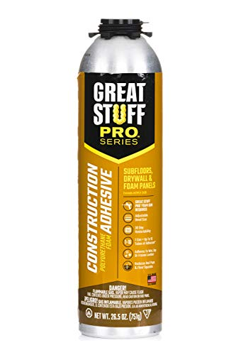 Great Stuff 343087 PRO 26.5-Ounce Construction