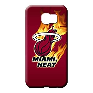 samsung galaxy s6 edge Ultra High Quality Fashionable Design cell phone shells miami heat