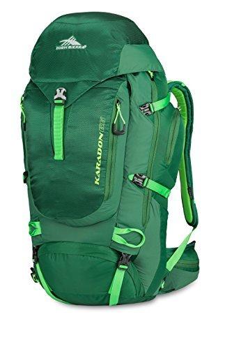 High Sierra 70523-4889 Karadon 65L Frame Pack, Eden/Kelly/Lime [並行輸入品] B07FGD4KL5