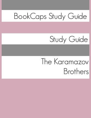Study Guide: The Karamazov Brothers