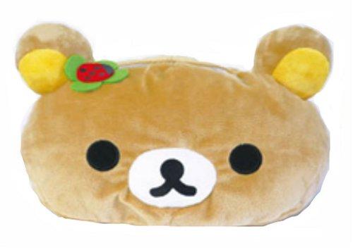 Rilakkuma face tissue case Rilakkuma Clover (japan import) Kay Company